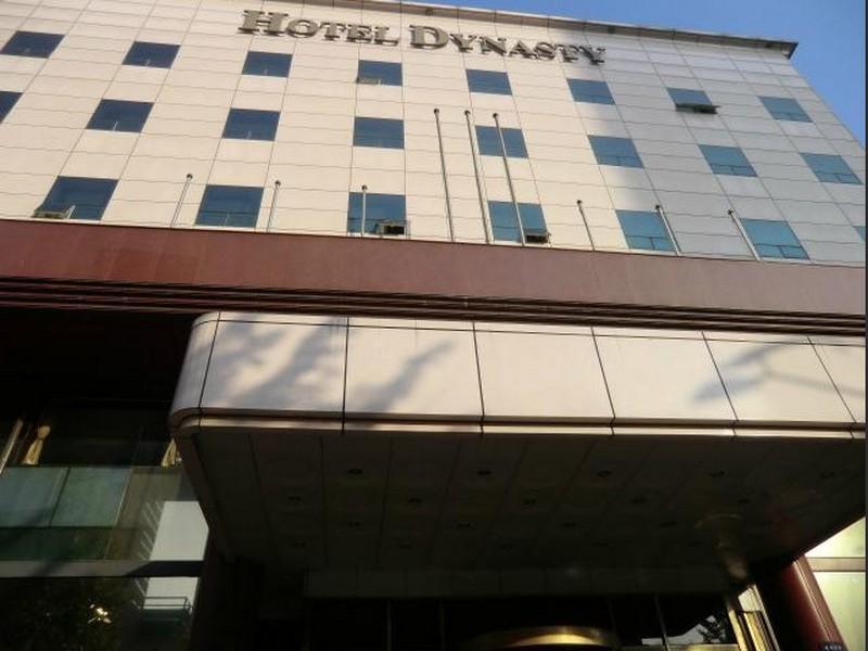 South Korea-다이너스티 호텔 (Hotel Dynasty)