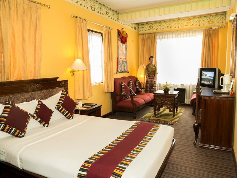 ホテル チベット