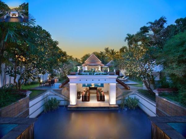 泰国普吉岛悦榕圣殿水疗中心酒店(Banyan Tree SPA Sanctuary)