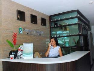 Panda Tea Garden Suites Tagbilaran City - Reception