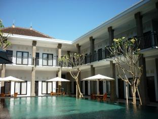 Asoka City Bali Hotel Bali - Hotellet indefra