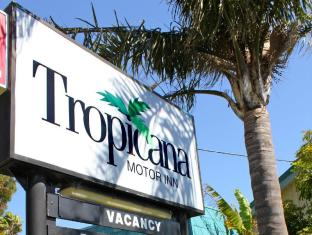 Tropicana Motor Inn Phillip Island - Entry Sign