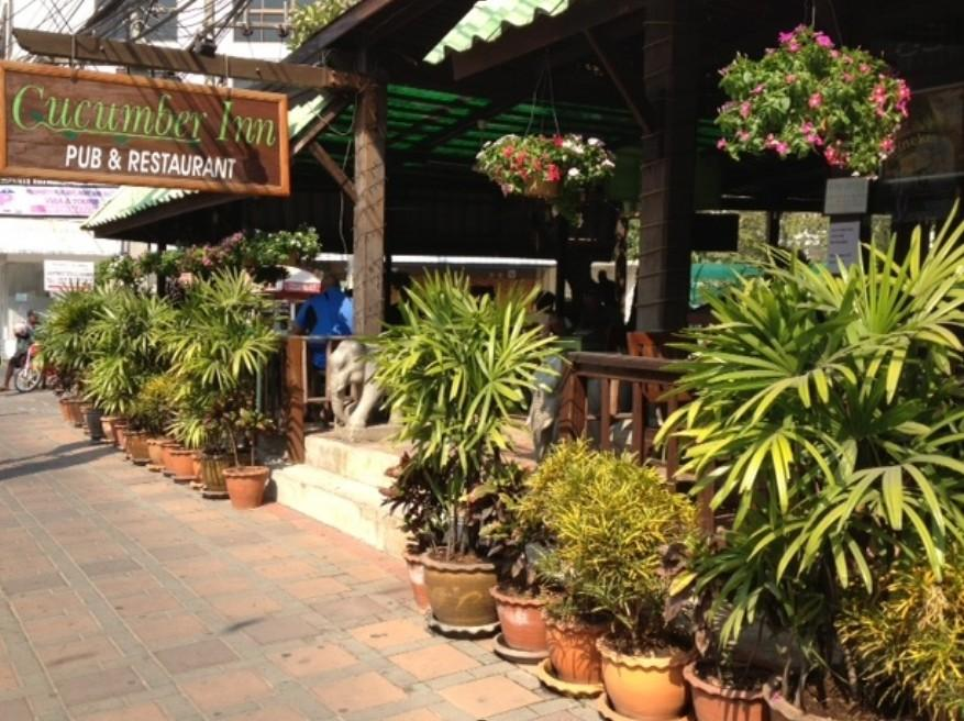Cucumber Inn Suites & Restaurant Pattaya