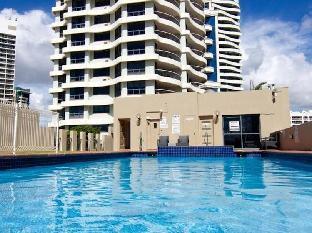 Hotell Victoria Square Apartments  i Gold Coast, Australien