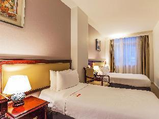 ブレイクフリー オン クラレンス ホテルに関する画像です。