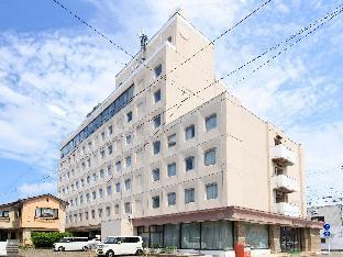 Hotel Pearl City Akita Omachi Акита