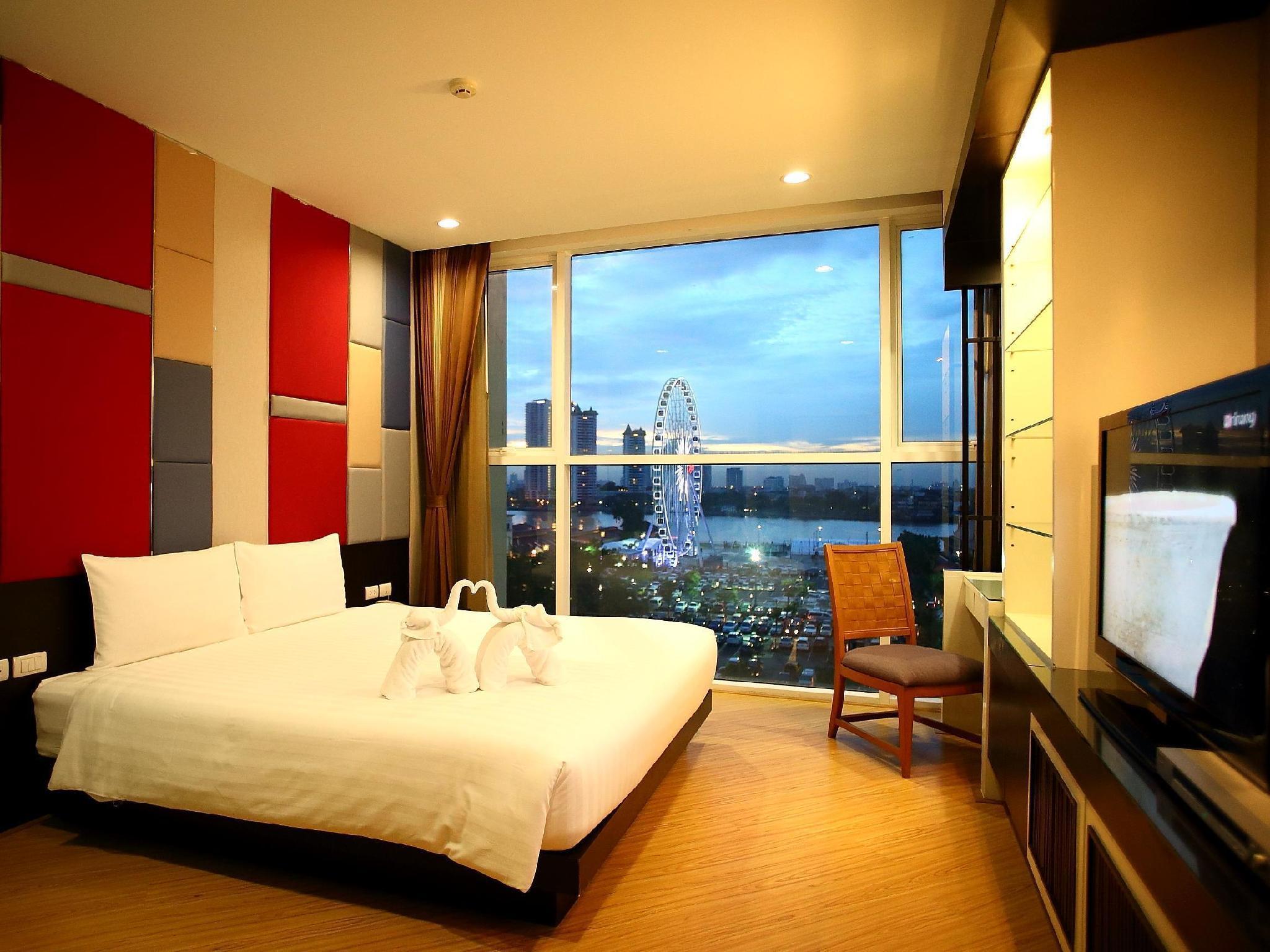 The Sunreno Serviced Apartment Bangkok