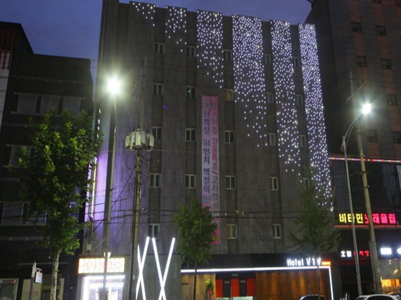 South Korea-VIV 호텔 (VIV Hotel)