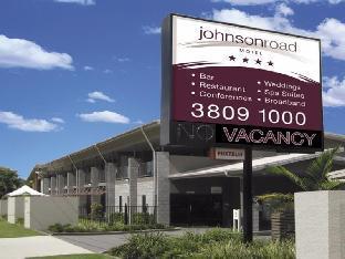 Hotell Johnson Road Motel  i Brisbane, Australien