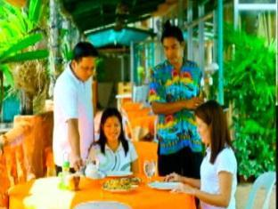 Villa Alzhun Tourist Inn and Restaurant Bohol - Restaurante