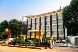 Hotel Pushpvilla Агра