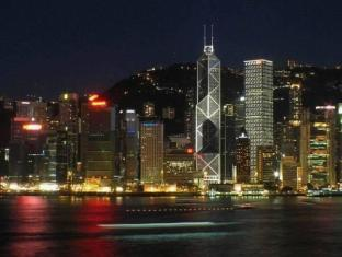 Las Vegas Guest House Hong Kong - Victoria Harbor Night View
