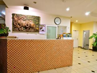 Squareone Phuket - Reception