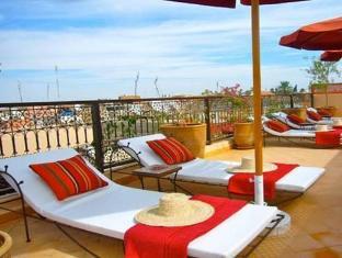 Riad Rabah Sadia Marrakech - Balcony/Terrace
