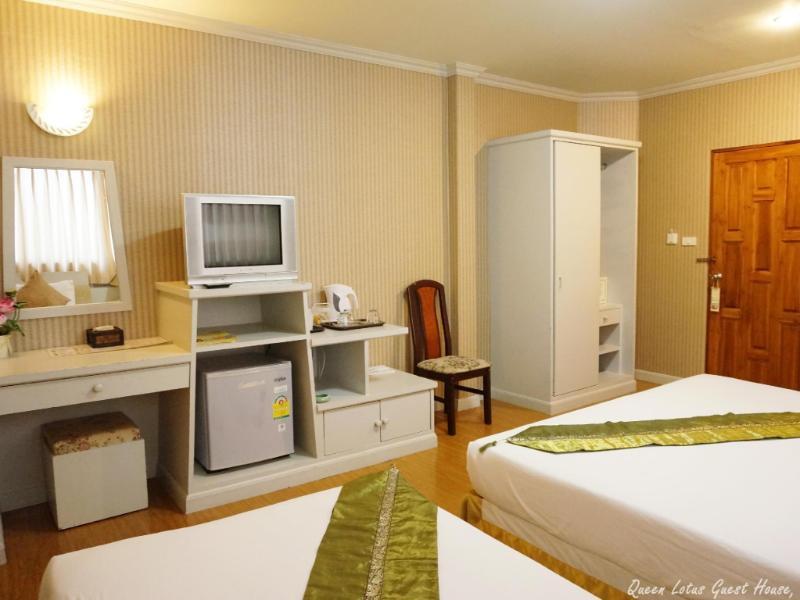 【Sukhumvit Hotel】クイーン ロータス ゲストハウス(Queen Lotus Guesthouse)