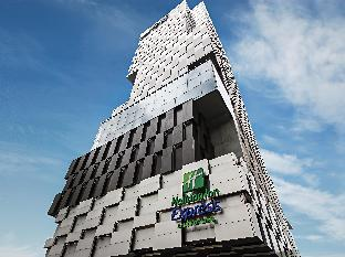 ロゴ/写真:Holiday Inn Express Bangkok Siam