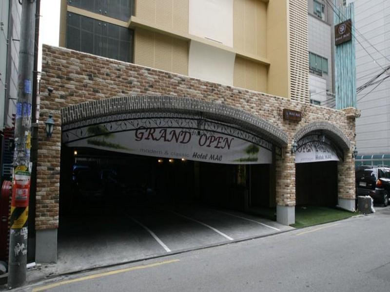 South Korea-맥 호텔 (Mac Hotel)