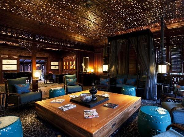 泰国清迈137柱子之家酒店(137 Pillars House) 泰国旅游 第3张