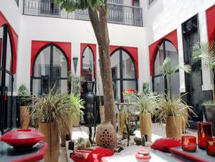 Riad Alegria Marrakech - Patio