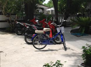 Sandy House Phuket - Motorbike and bike for rent