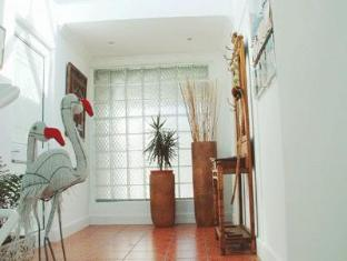 Fish Hoek Luxury Self-Catering Apartments Cape Town - Crows Nest Entrance