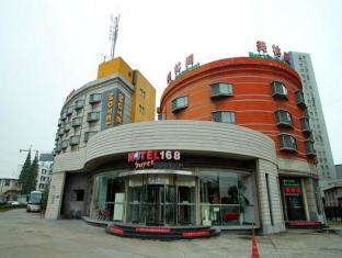 Motel 168 Shanghai Daduhe Road Changfeng Park Branch