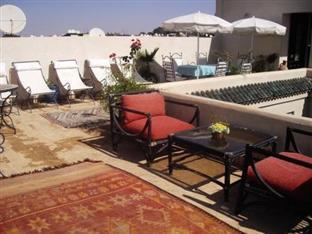 Riad Dubai Marrakech - Balkong/terrass