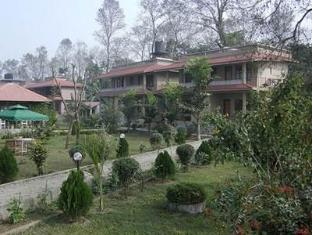 River Bank Inn Chitwan Nationaal Park - Hotel exterieur