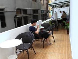 Galaxy Wifi Hotel Hong Kong - Balcon/Terasă