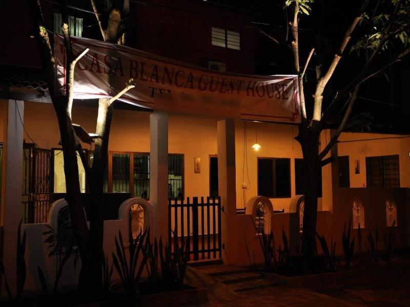 Casa Blanca Guest House 卡萨布兰卡民居