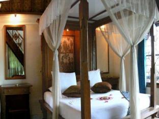 Gunung Merta Bungalows Bali - Kamar Tidur