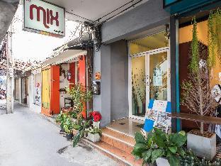 ロゴ/写真:The Mix Bangkok Boutique Hotel
