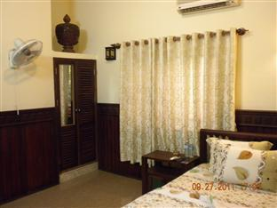 Borey Santepheap II Guesthouse Kep - Bungalow-Double Bed with Fan