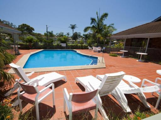 Best guest rating in Forster ➦ Bella Villa Motor Inn takes PayPal