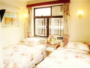 Garden Guest House - Las Vegas Group Hostels HK Hong Kong - Family Room