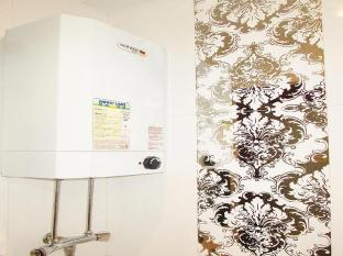 Garden Guest House - Las Vegas Group Hostels HK Hong Kong - Heater