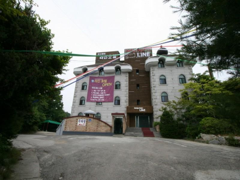 South Korea-굿스테이 라인 호텔 (Goodstay Line Hotel)