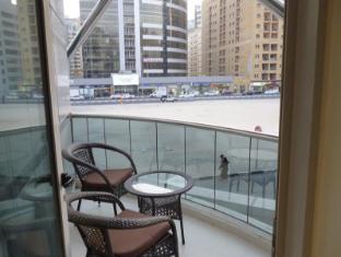 City Stay Hotel Apartment Dubai - Balcony