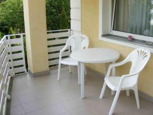 Hotel Haus Csanaky Siofok - Terrace