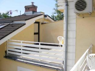 Hotel Haus Csanaky Siofok - Balcony/Terrace