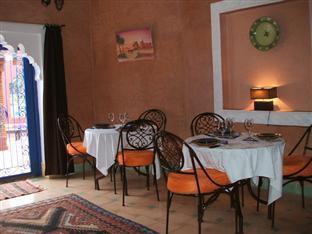 Riad Bakoua Marrakech - Restaurant