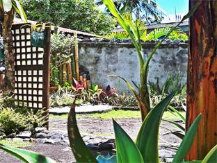 Balay de la Rama Bed and Breakfast Daraga - Back Garden