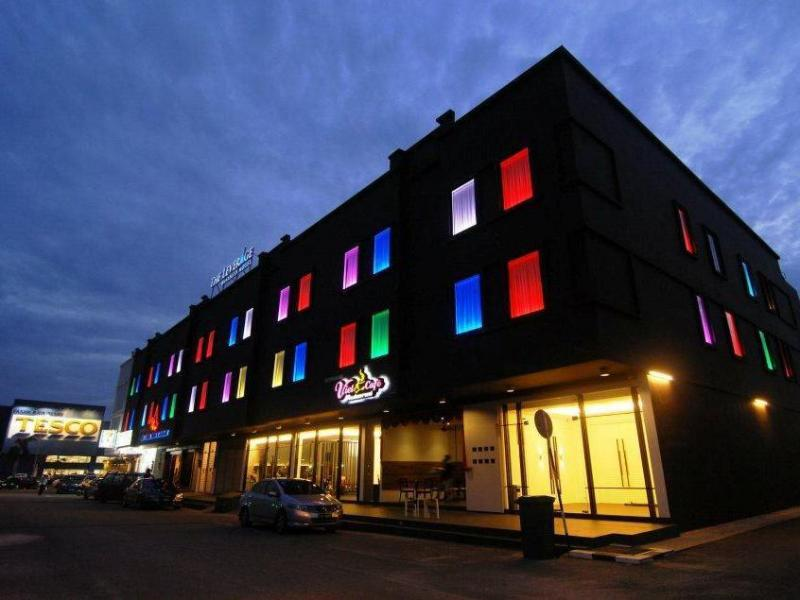 The Leverage Business Hotel Bandar Baru Mergong AlorSetar Malaysia