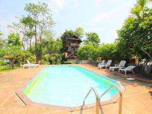 Kasem Island Resort Kanchanaburi - Swimming Pool