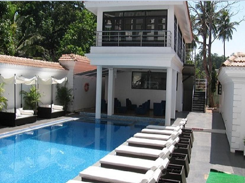 Silver Sands Hideaway Hotel Goa