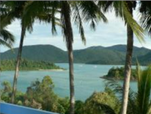Coral Point Lodge Whitsunday Islands - View from Guest Room