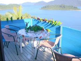 Coral Point Lodge Whitsundays - Balkonas / terasa