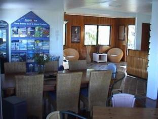 Coral Point Lodge Whitsunday Islands - קבלה