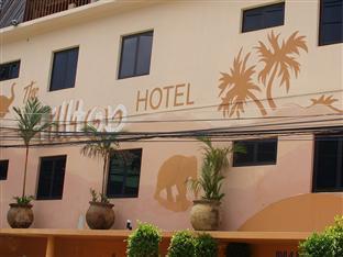 Hilltop Hotel Phuket - Hotel Aussenansicht