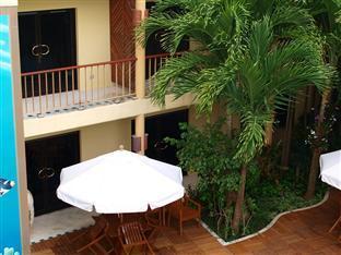 Hilltop Hotel Phuket - Balkon/Terrasse